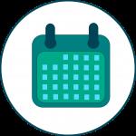 calendrier éditorial des réseaux sociaux