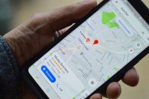 Google maps - localisation